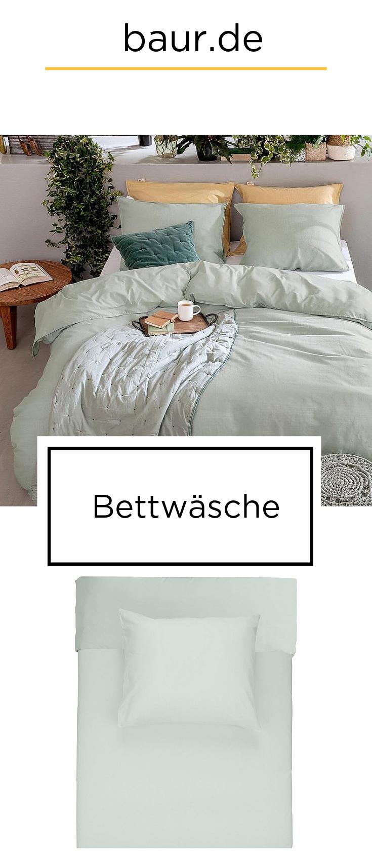 Wendebettwäsche »Natural Mix«, Walra in 2019 | Bettwäsche | BAUR ...