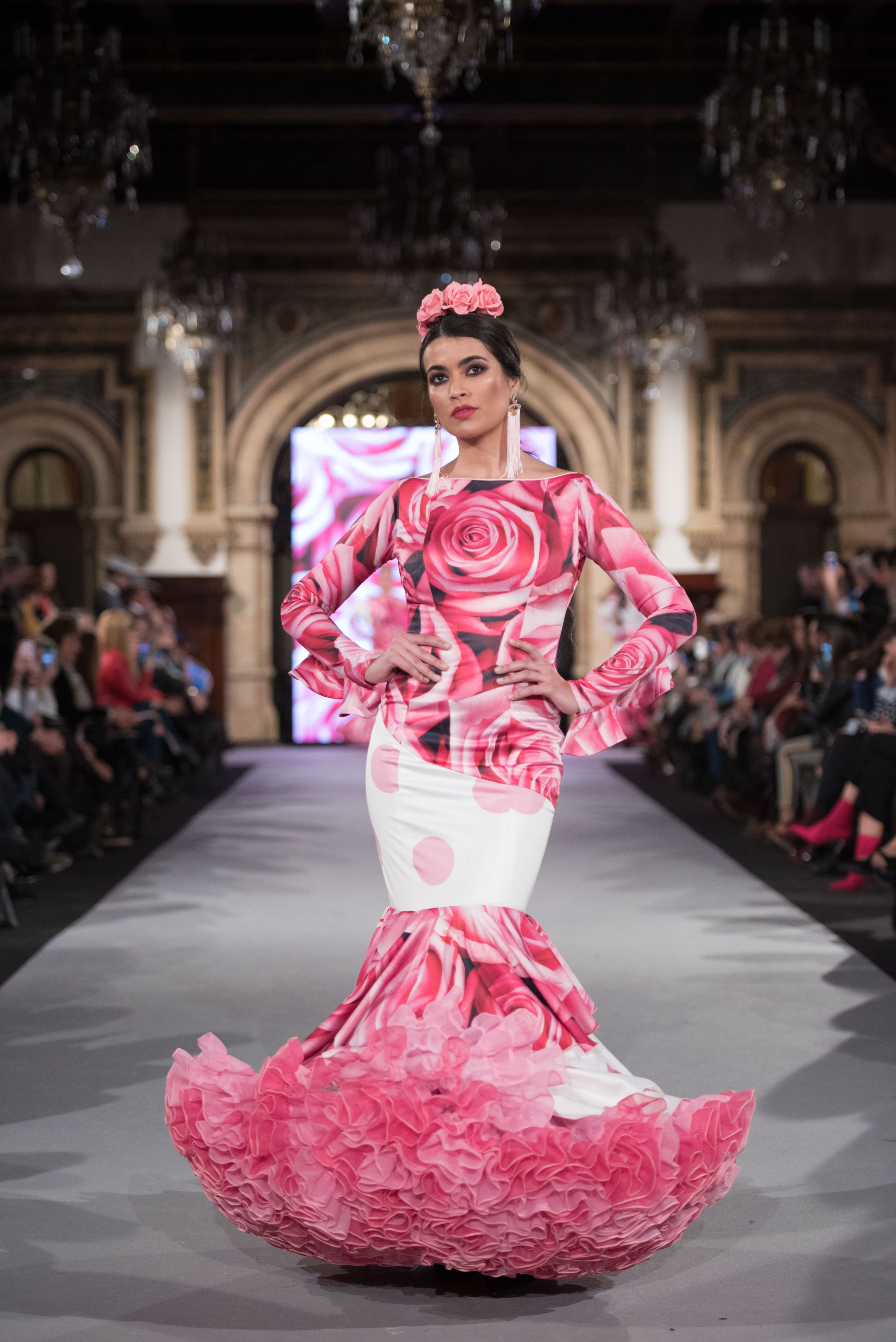 8ca285a8c7 Santana Diseños - We Love Flamenco 2018 - Sevilla Vestidos De Sevillanas