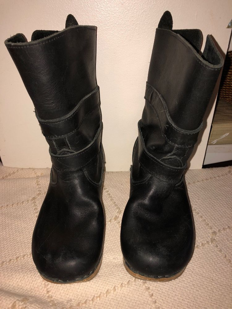 ceee6c4a92c Sven Clog Boots 37 Adjustable! #fashion #clothing #shoes ...