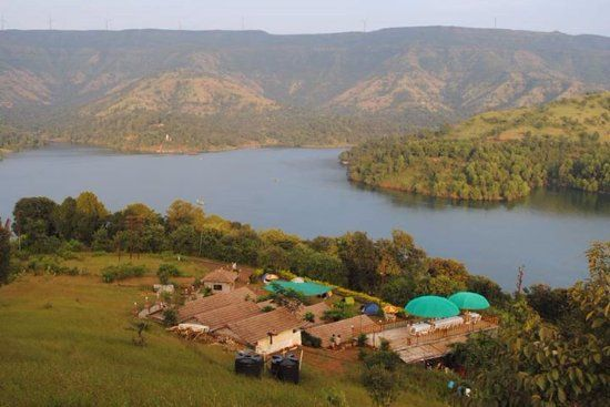 Nisarga Agro Tourism has initiated a lovely site in Tapola ...