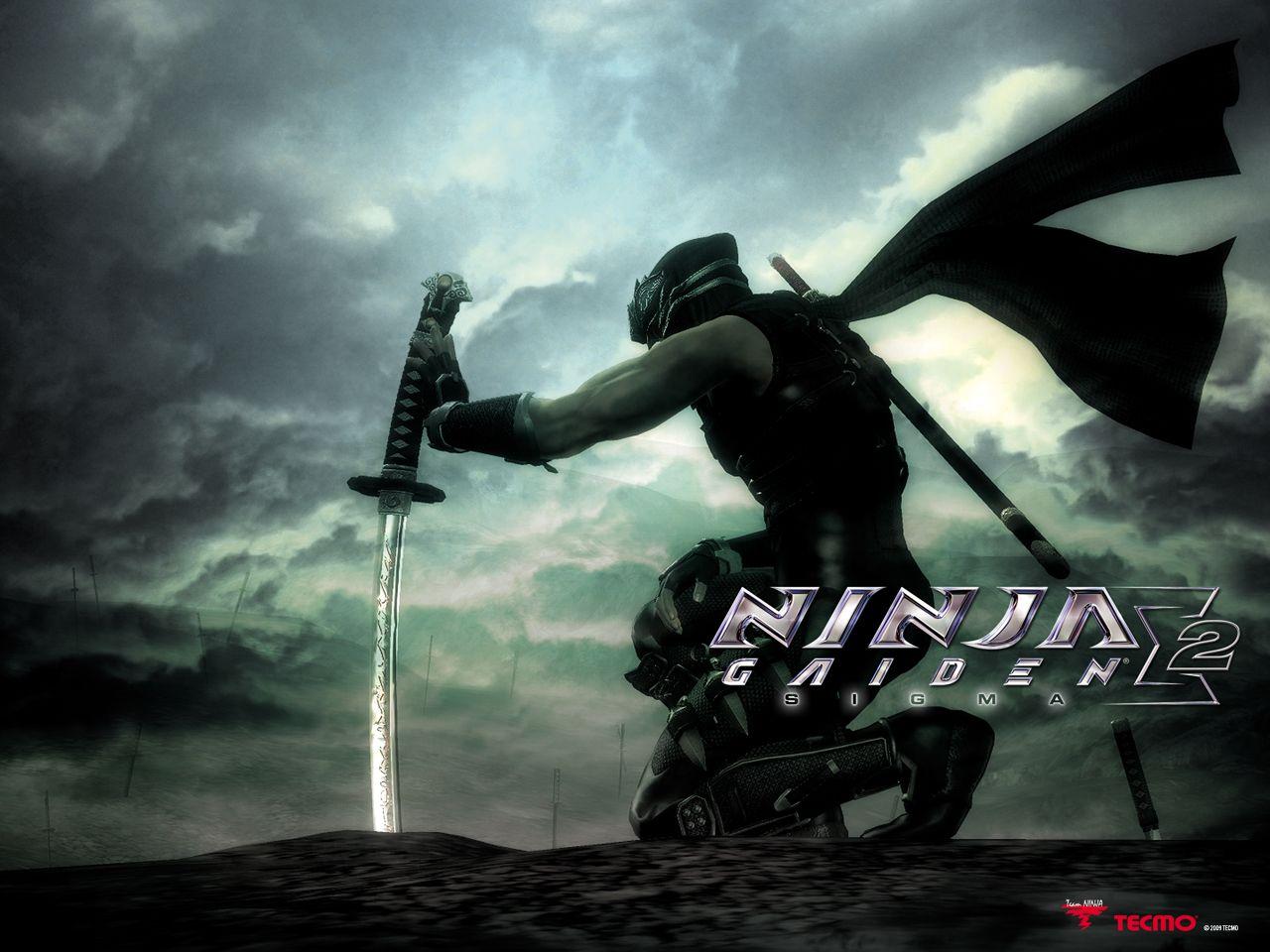 Ninja Desktop Wallpaper