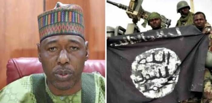 Boko Haram Now Recruiting IDPs Into Insurgency – Zulum
