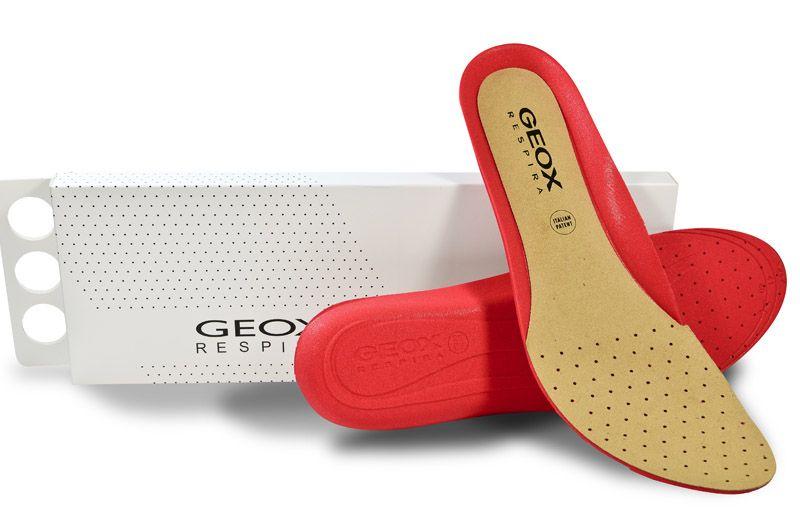 Diseño de packaging GEOX