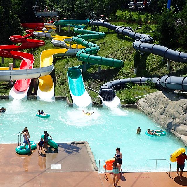 Camelbeach Mountain Waterpark Pennsylvania Travel Camelback Mountain Mountain Resort