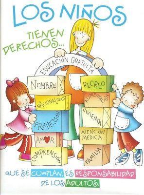 5d9e0e0ec Derechos del niño y la niña a una familia Materiales para todas las Etapas  - Orientacion Andujar