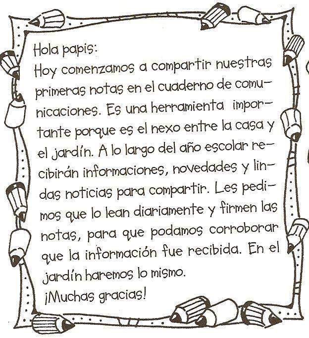 Pin by antonela calvento on notitas pinterest teacher for Cancion de bienvenida al jardin
