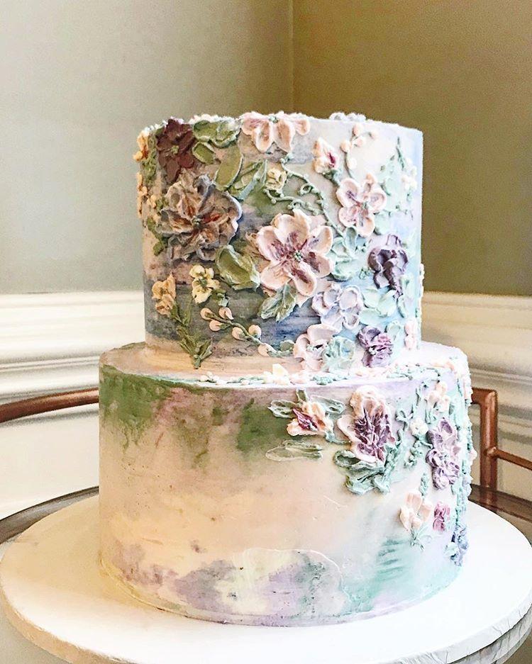 Cake By Maryanne Harris Www Maryanneharriscakes Com Monet