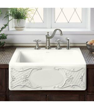 Kohler Tidings Design On Alcott Kitchen Sink For Laundry Room
