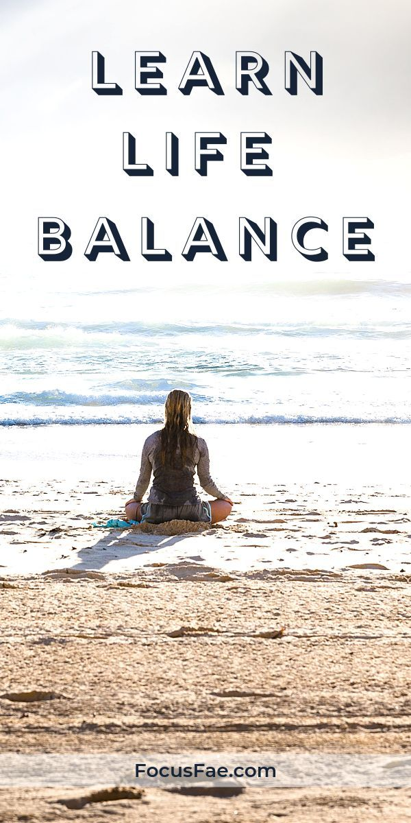 Balanced Life, what is it? What does it mean to be ...