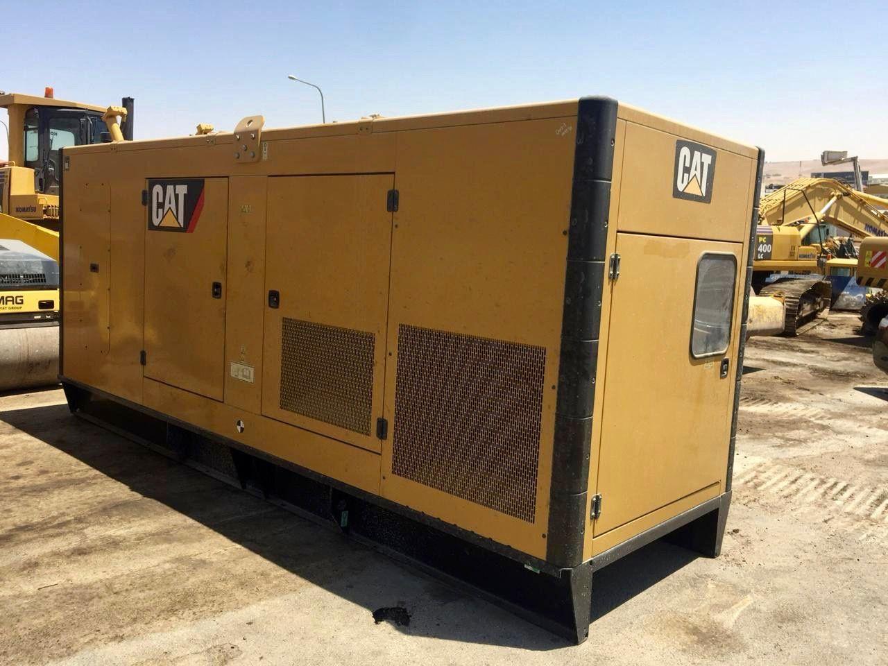 Caterpillar 500KVA Generator