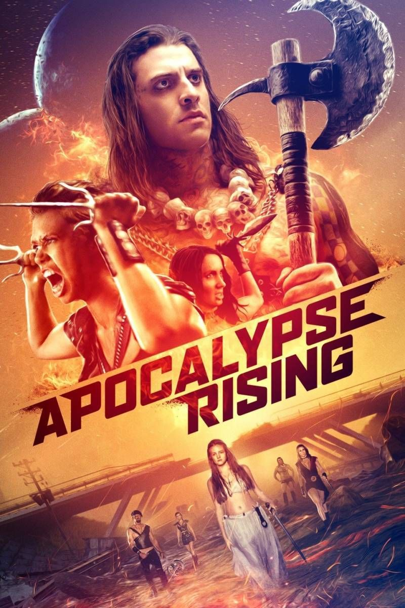Fantasy Horror Throwback Apocalypse Rising Is Now Available On Vod And Dvd Horror Society Apocalypse Free Movies Online Full Movies Online Free