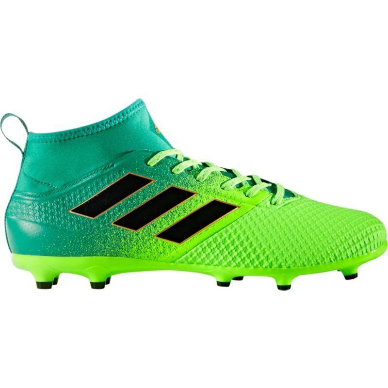 watch 59503 d97a8 adidas Kids  Ace 17.1 PrimeKnit FG Soccer Cleats, Boy s, Green