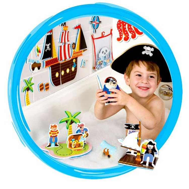 Pirates of the Tub Bath Toy - Educational Toys Planet ...
