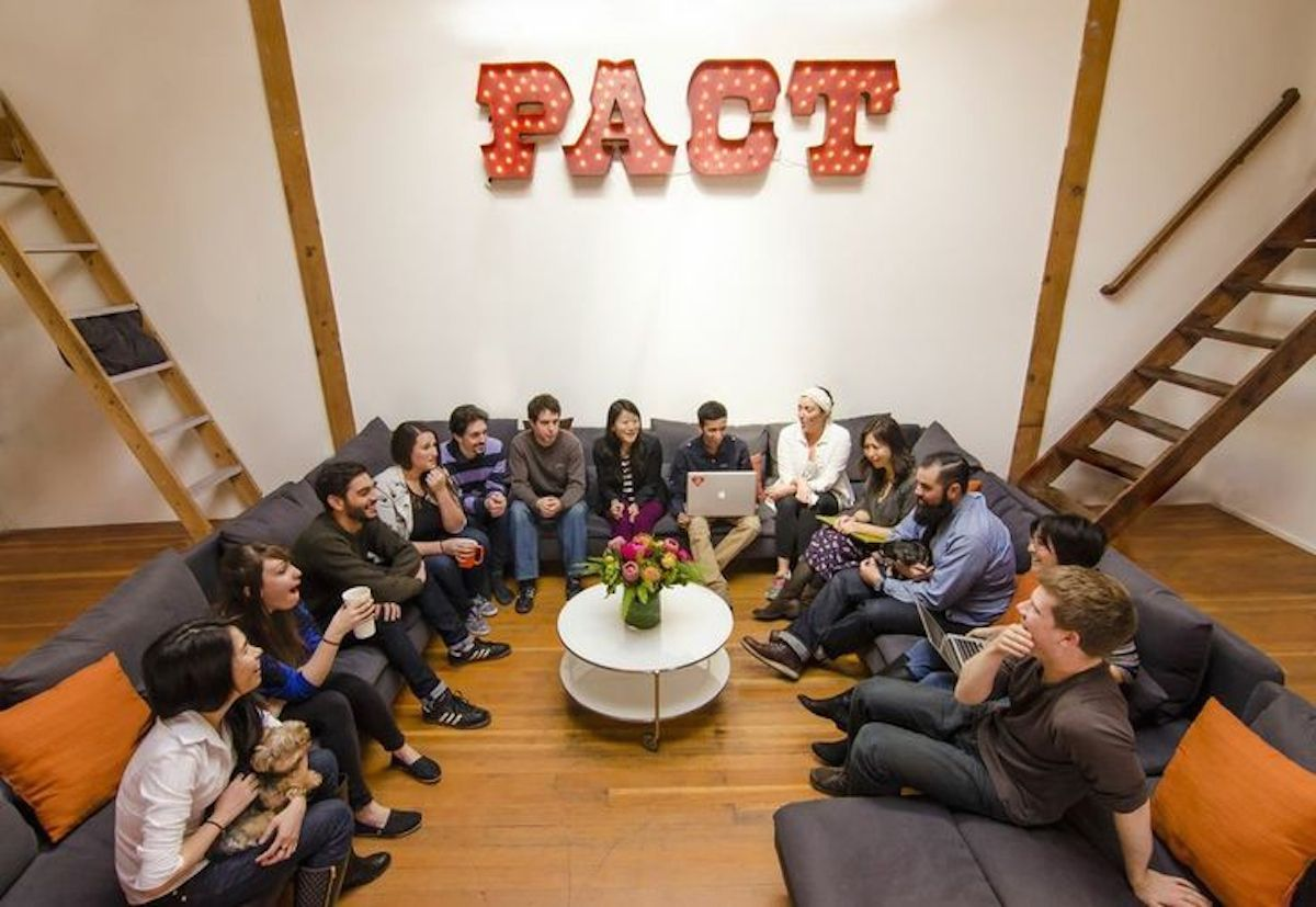 Pact Is First Health App To An Insurance Plan