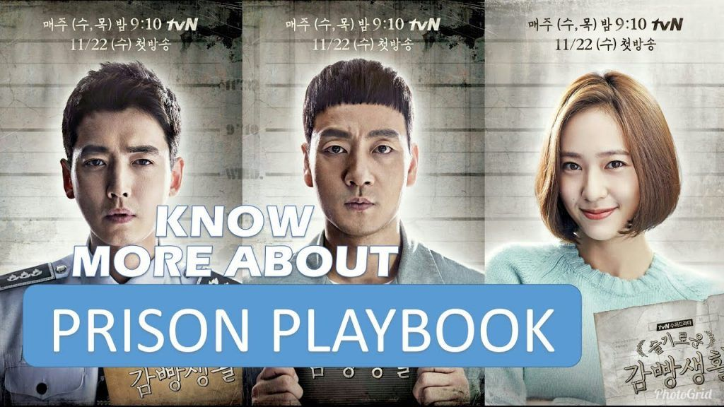 Prison Playbook Episode 3 Eng Sub Prison