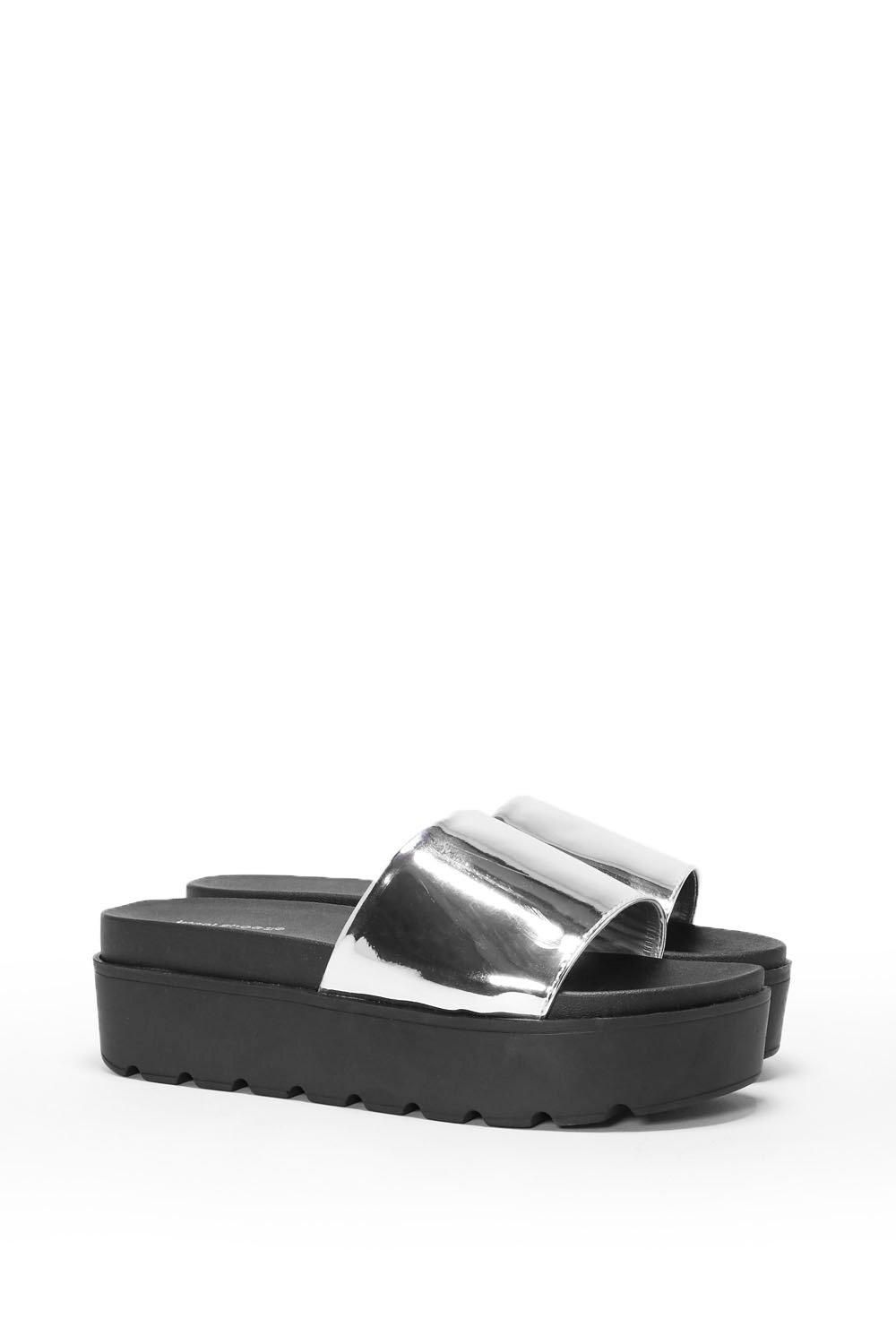 0ae91facbc1 Slide up to the proverbial swim meet in our Go Deep Slide Sandal