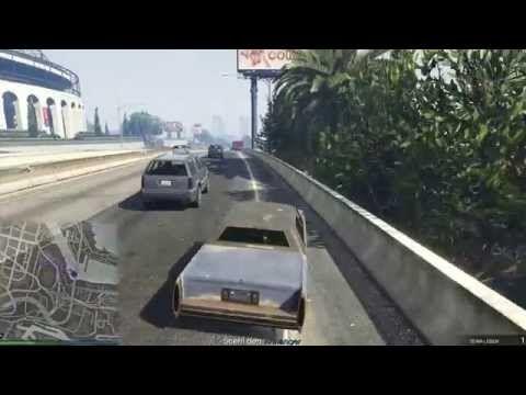 Any's Blog · YouTube Gaming Area · Gefährlicher Anhänger (#Lester #Mission) · #gta5 #gameplay #geforceGTX960