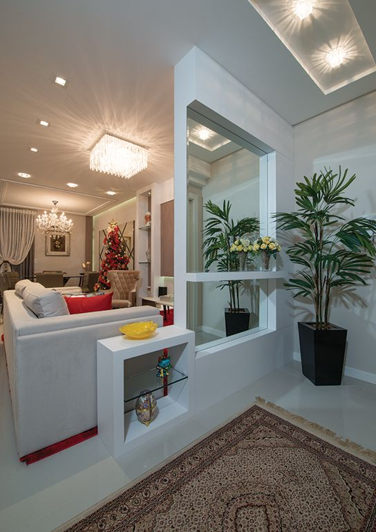 hall de entrada sofisticado pesquisa google casas pinterest s paration cloisons et salon. Black Bedroom Furniture Sets. Home Design Ideas