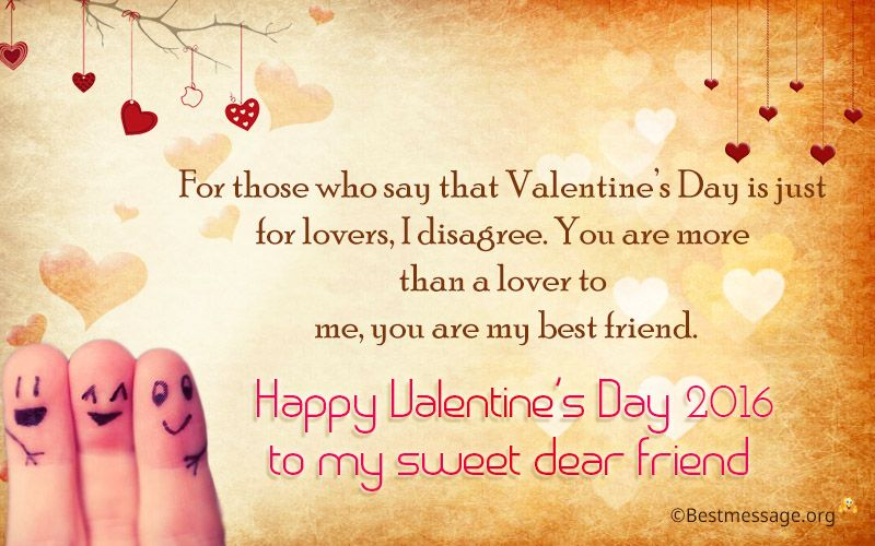 Happy Valentine's Day Messages for Kids, Romantic First Valentines Day Wishes 2016 for a Girl, Sweet Love Quotes