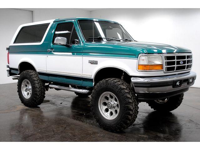 Ford Bronco 105 Wb Xl On Ebay Ford Bronco Ford Suv Bronco