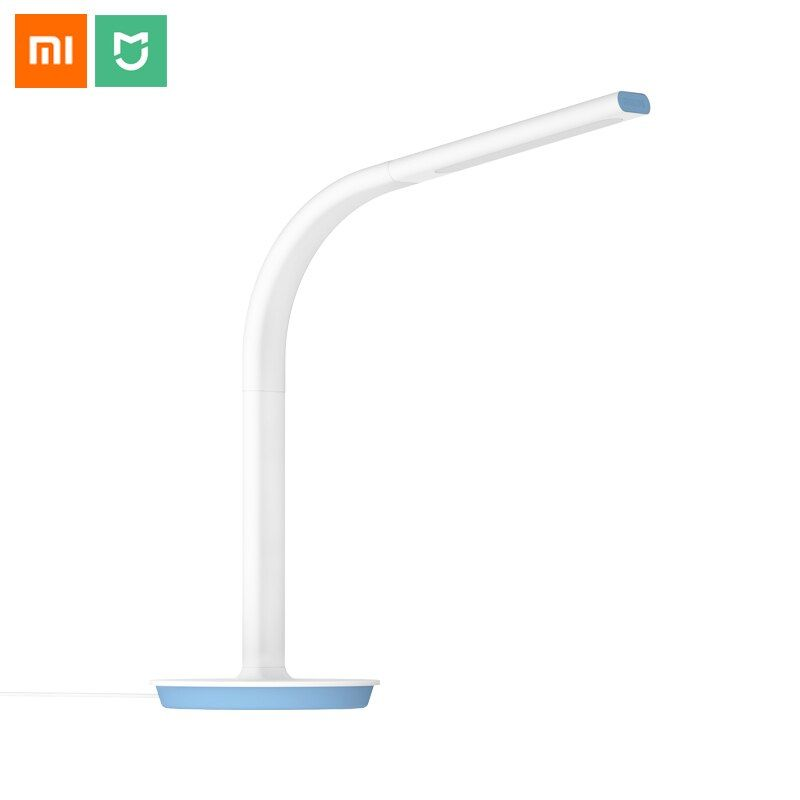 Original Xiaomi Mijia Smart Led Desk Lamp 2s Eyecare Smart Dimming Table Lamp Dual Light Source Mi Led Desk Lamp Lamp Desk Lamp