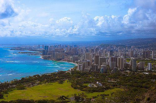 honolulu, Hawaii favorite hiking place