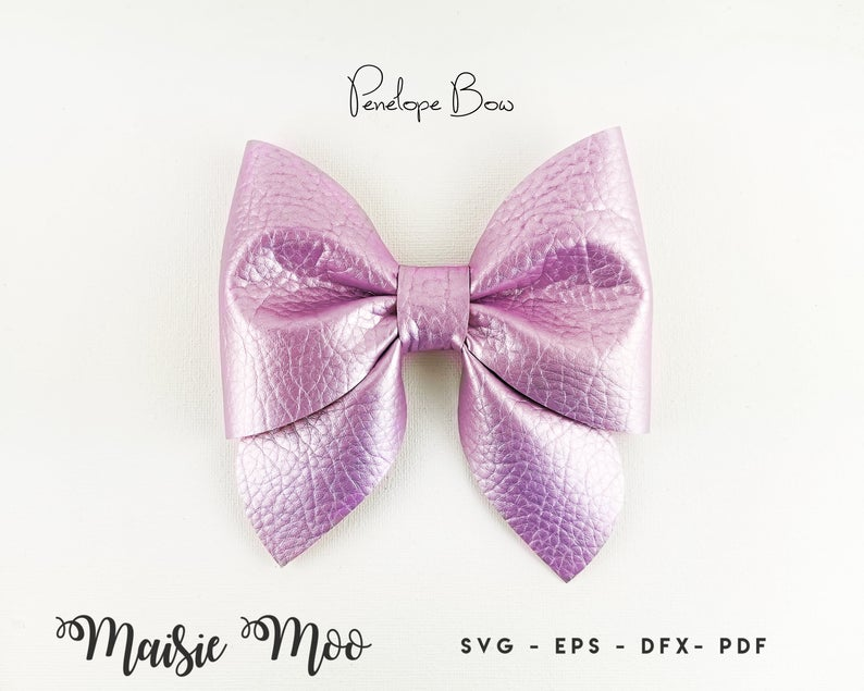 Pinch Bow Template Svg Sailor Bow Pdf Hair Bow Template Etsy Bow Template Hair Bows Bows