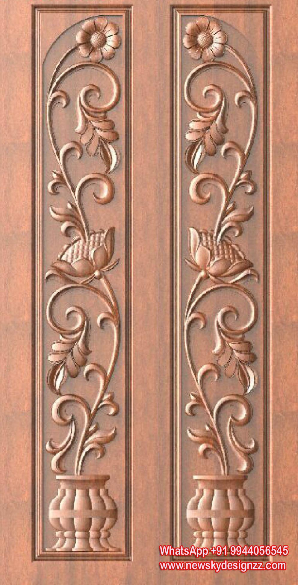 Pin By Artcam Designs Sale On 50 Traditional Door Designs Door