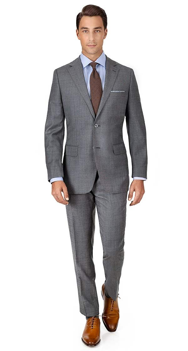 Custom suits, made-to-measure for you from fine Italian ...