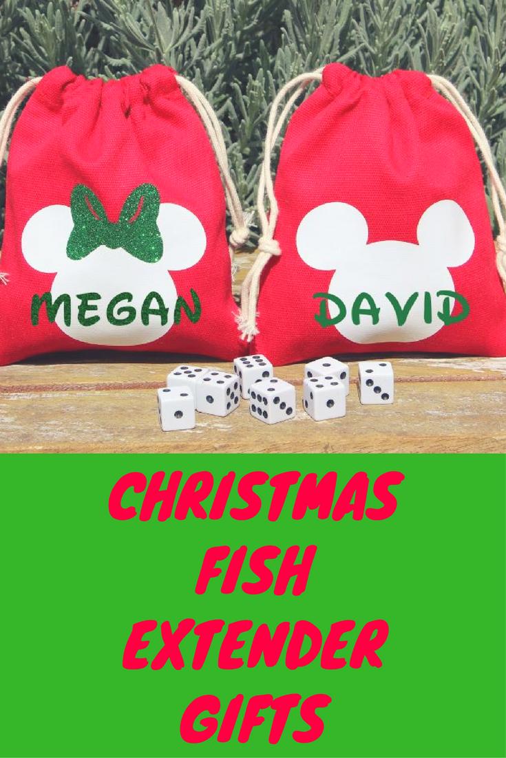 Fish Extender Gifts, Christmas FE Gift, Christmas Stocking Stuffer ...
