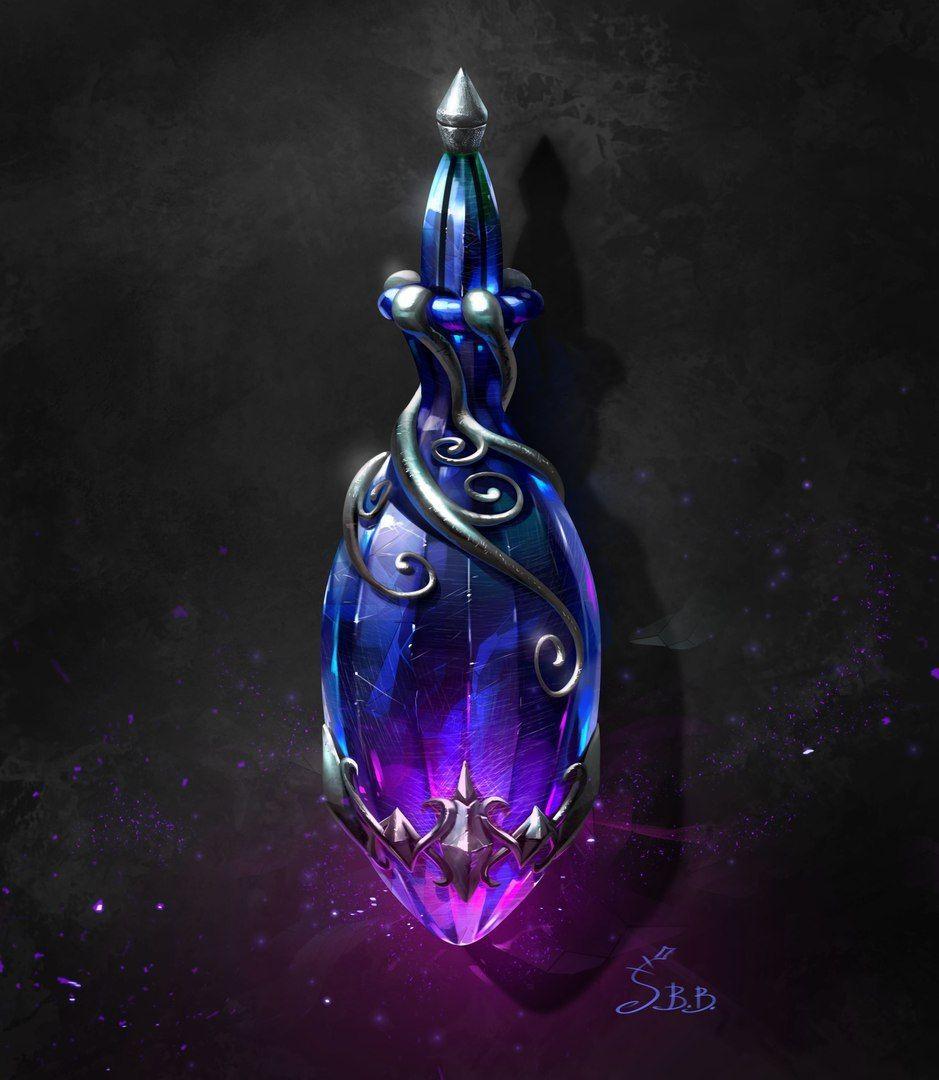 Новости   Object \ Bottle   Objet magique, Potion magique ...