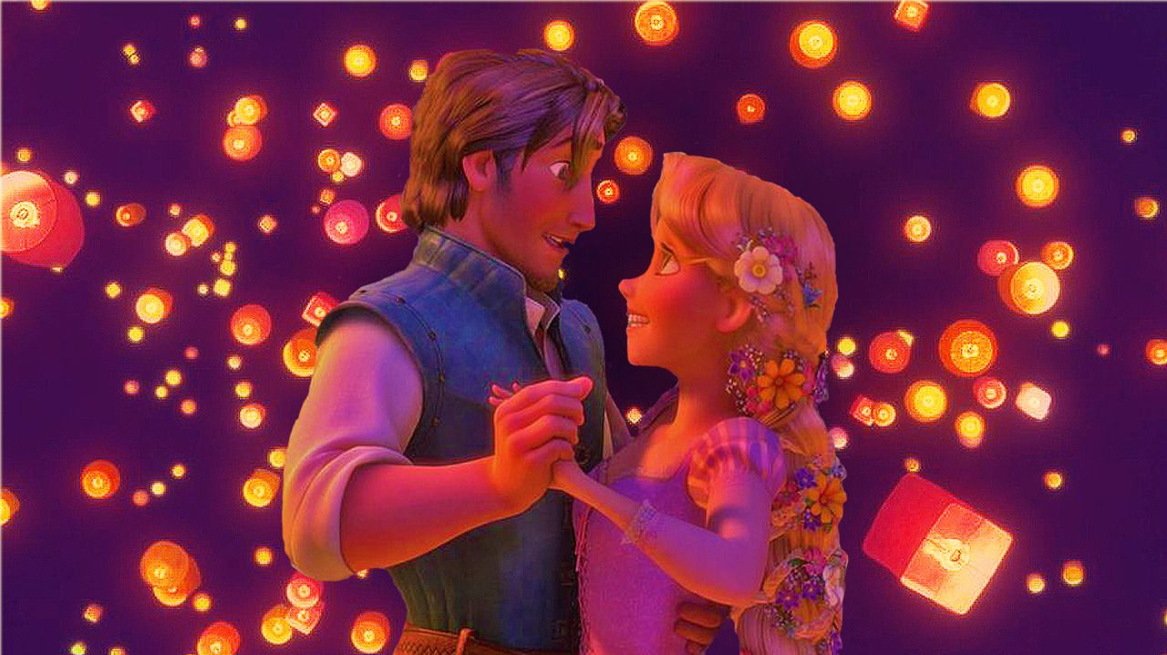 Love in the lights <3