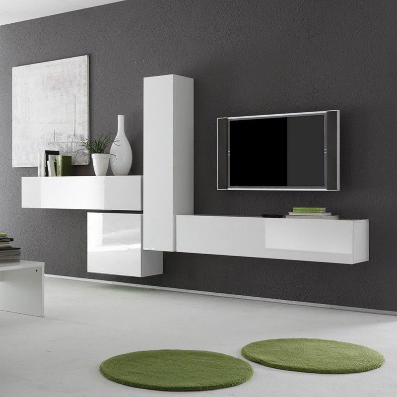 Boost Wall Composition 6 White White Bliss Living Pinterest