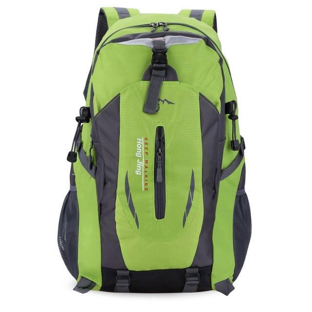 f8b76a69eb9a Guapabien 2017 New Fashion Out Door Nylon Women Men Bags Waterproof Travel  Backpack Mochilas Rucksack High Quality Big Backpack