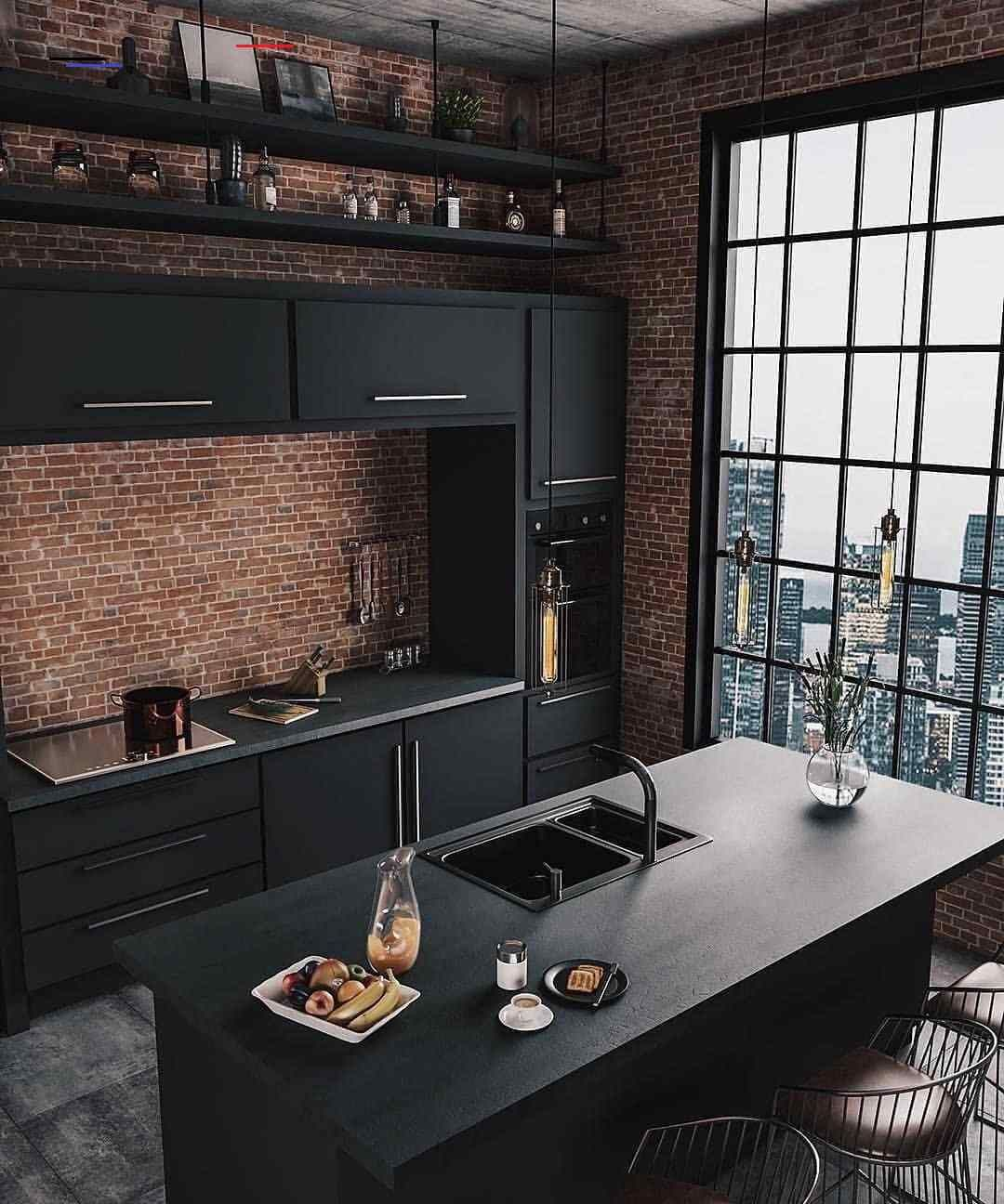 Kitcheninterior Industrial Kitchen Design Industrial Home Design Interior Design Kitchen