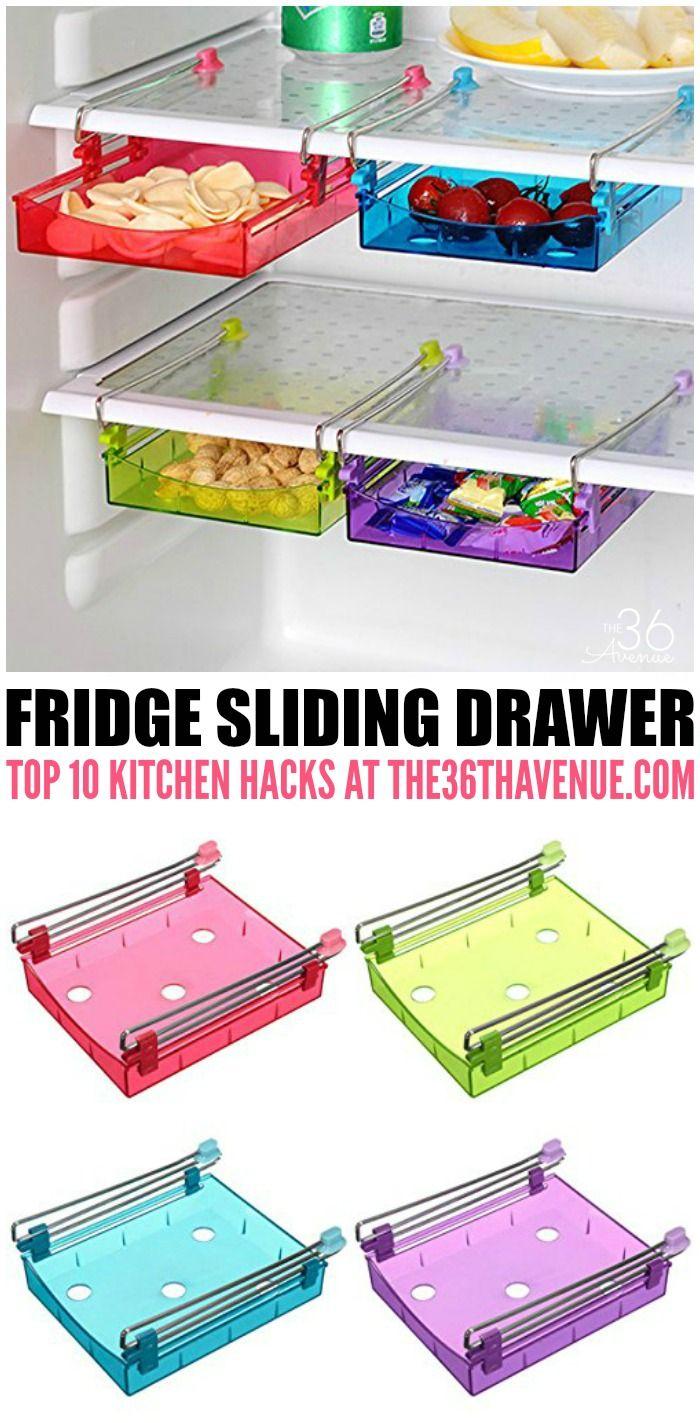 Top Kitchen Hacks and Gadgets | DIY - Kitchen Ideas | Pinterest ...