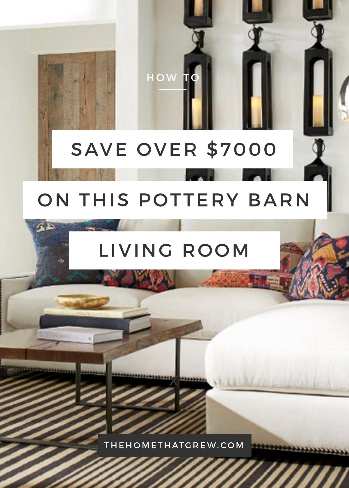 Get the Look for Less: Pottery Barn | Pinterest | Pottery barn ...