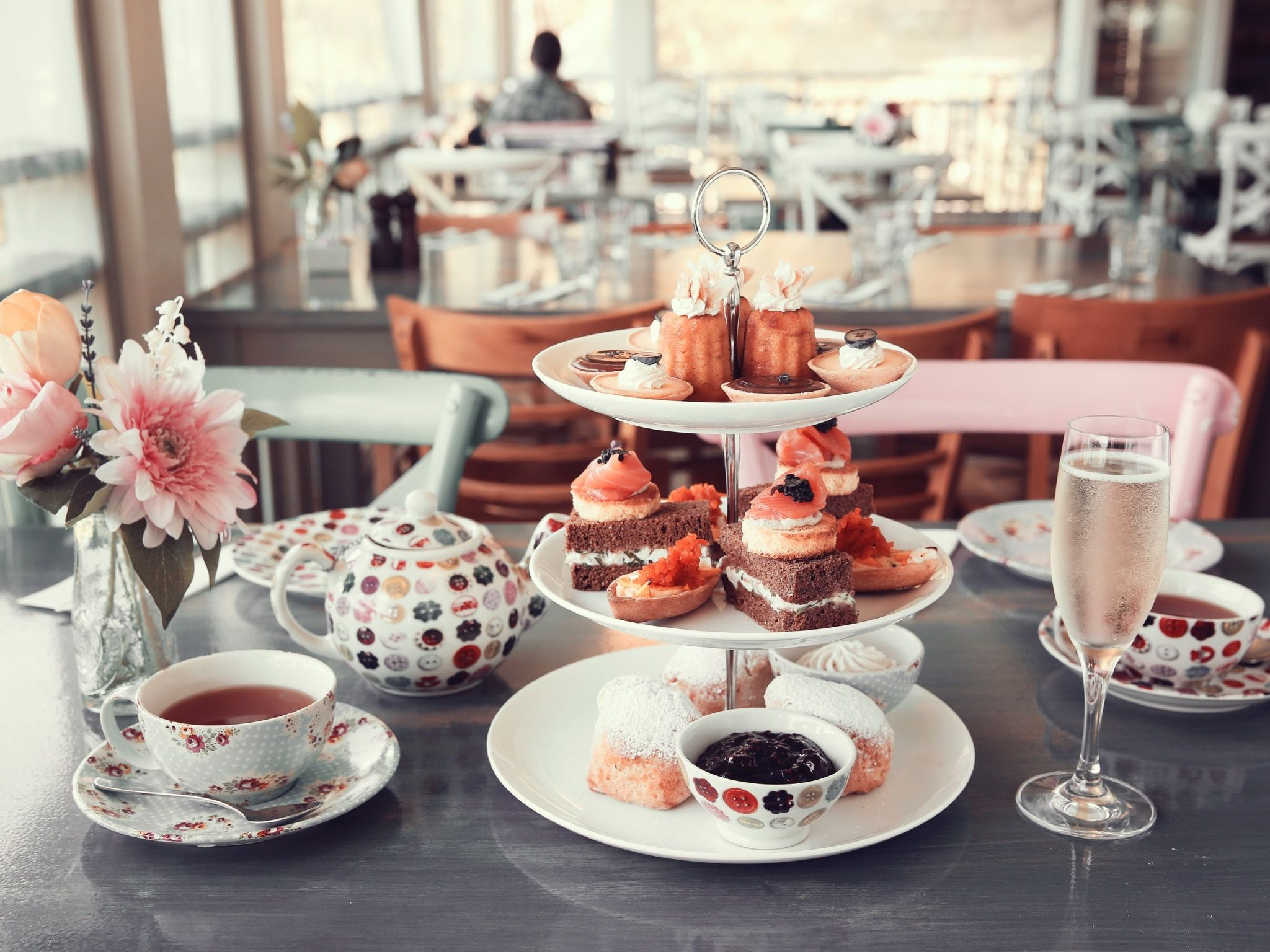 Where to find the best high tea in Sydney High tea