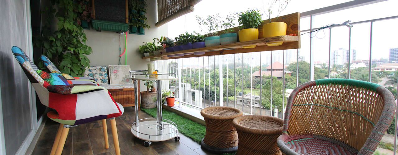 Simple Indian Home Balcony Design In 2020