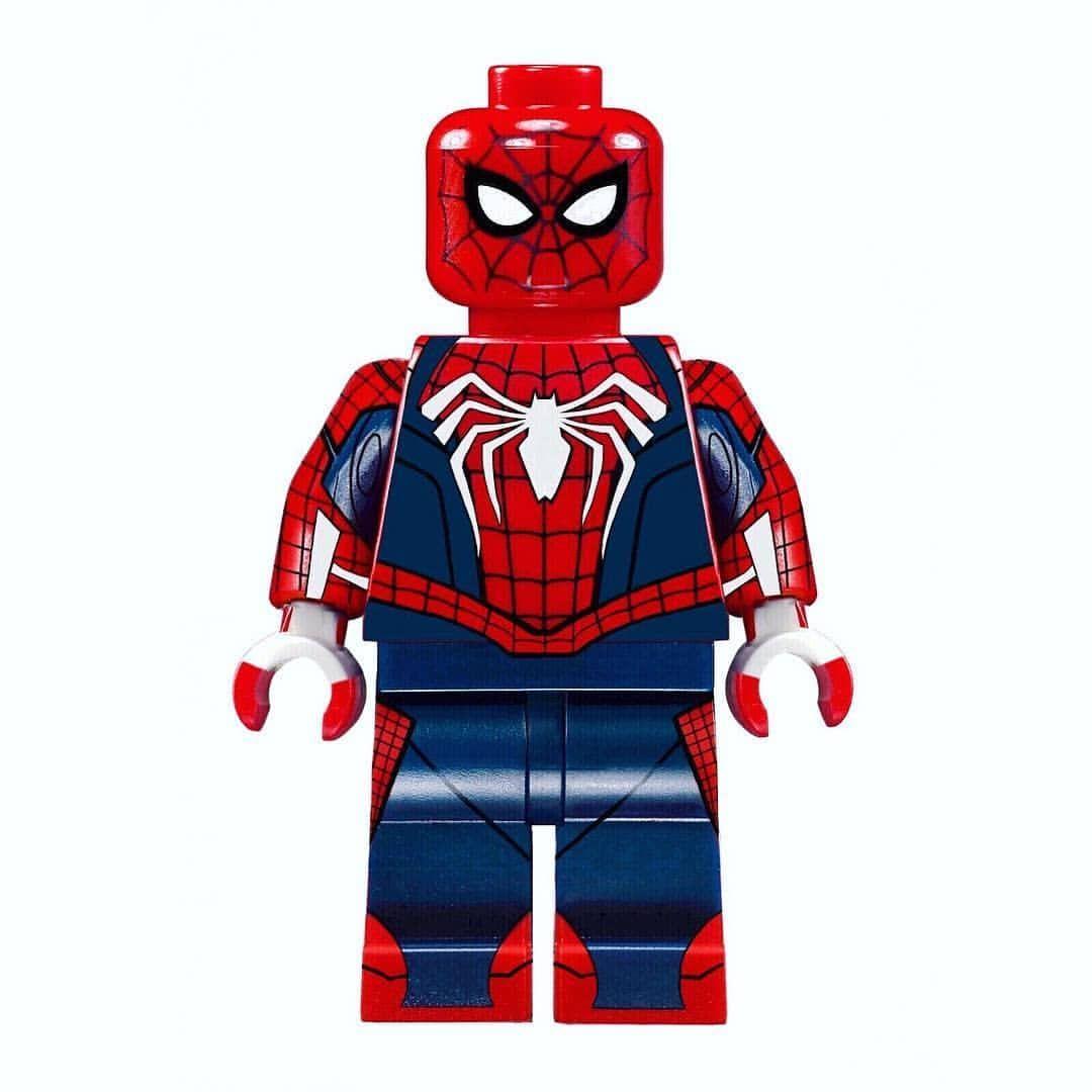 Custom Design Spider Man Advanced Suit Credi Love
