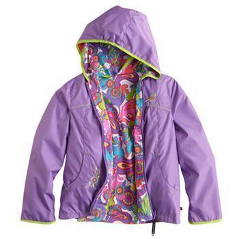 Rothschild Babydoll Reversible Jacket - Girls