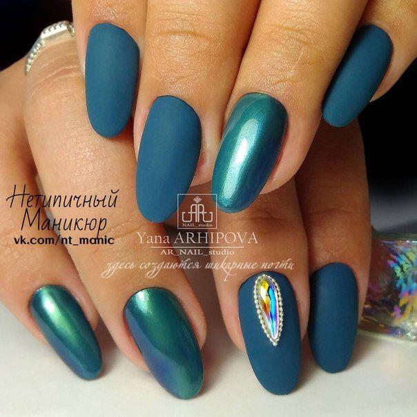 Teal nail art. - Teal Nail Art. Nail Art Ideas Pinterest Teal Nail Art