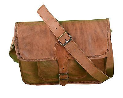 Durable #leather bag new #sling bag handmade #brown messenger bag cool satchel in,  View more on the LINK: http://www.zeppy.io/product/gb/2/231966988517/