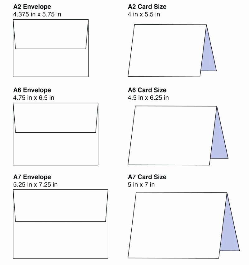Elegant A2 Envelope Template Envelope Template Envelope Design Template Envelope Addressing Template