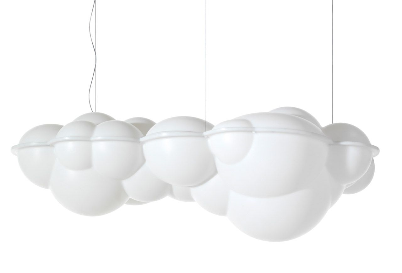 Nuvola suspension light chandelier by nemo cassina home for Cassina lighting