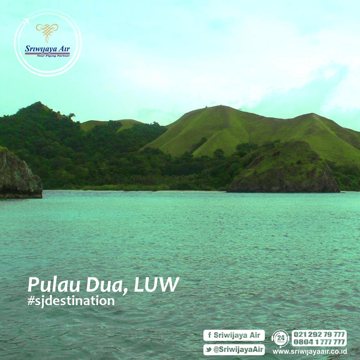 Foto Pulau Dua Maskot Pariwisata Kabupaten Banggai Lokasi Kec Balantak Kab Banggai Sulawesi Tengah Cara Untuk Sampai Pariwisata Pedesaan Pulau
