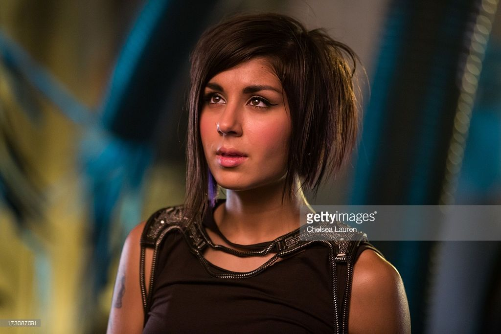 vocalist yasmine yousaf of krewella performs during the