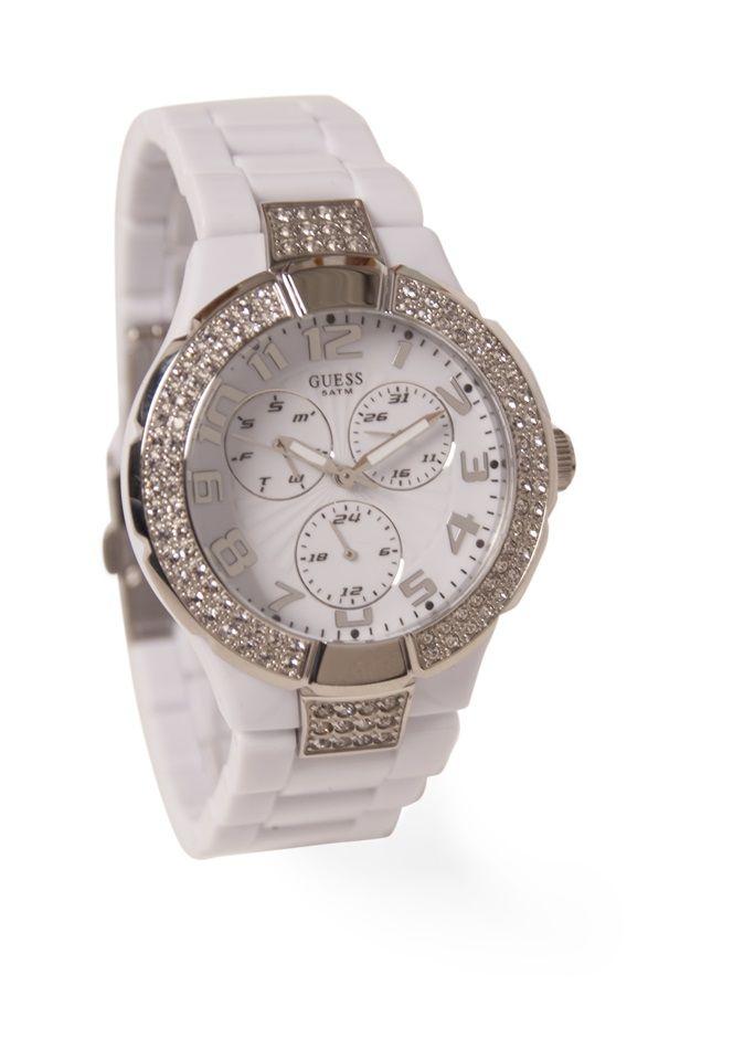 e72b367a1 Hodinky GUESS | Hodinky, šperky | Dámské hodinky, Šperky, Oblečení