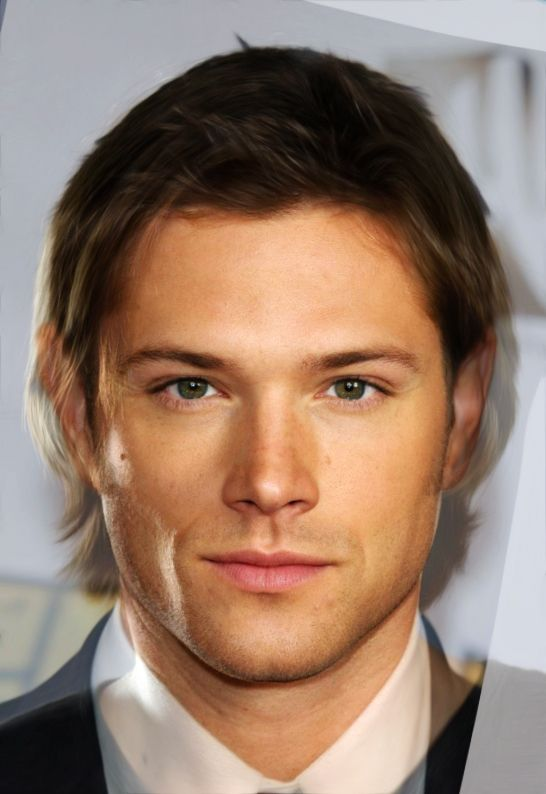 Face Morph- Jensen Ackles and Jared Padalecki by ThatNordicGuy