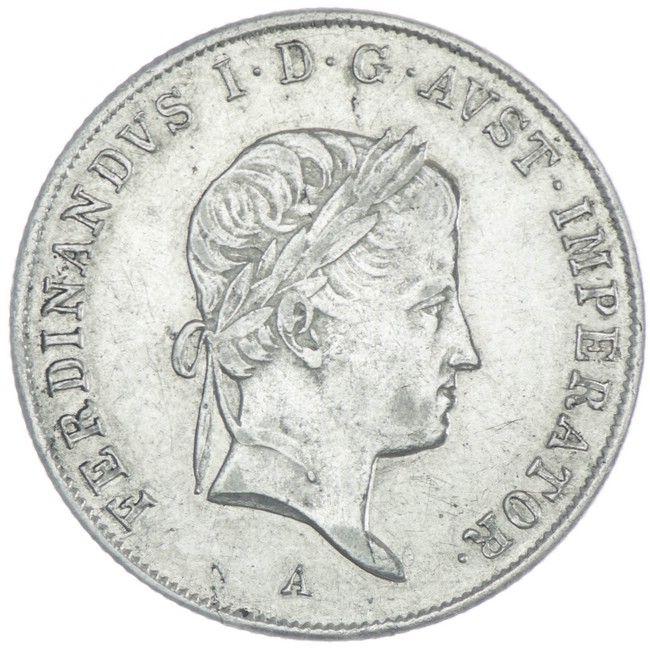 20 Kreuzer 1836 A